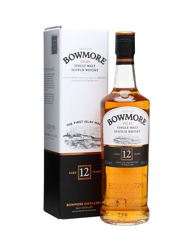 Bowmore 12 anni single malt