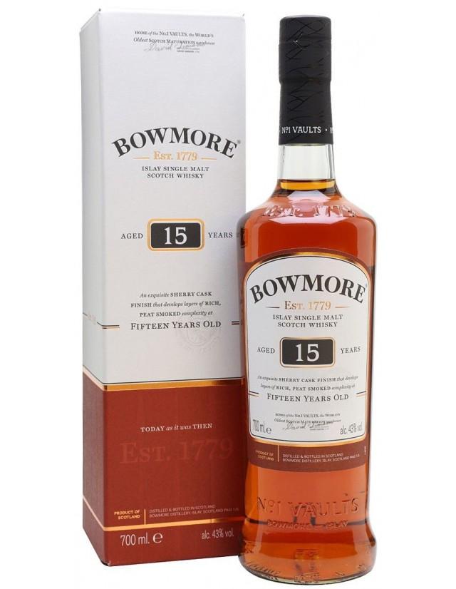 Image of Bowmore 15 Anni
