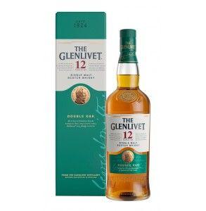 Glenlivet 12 years old whisky
