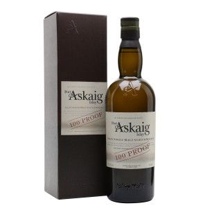Port Askaig 100 Proof Single Malt whisky