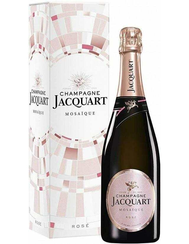 Image of Champagne Jacquart Brut Rosè