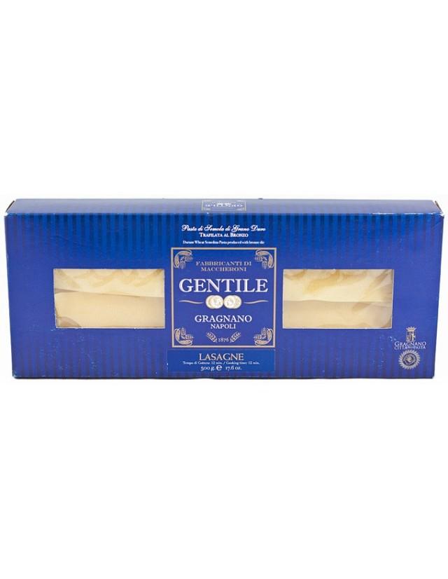 Lasagne di Gragnano del pastificio Gentile