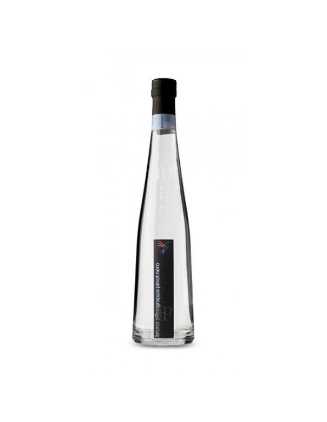 Grappa monovitigno di Pinot Nero prodotta da Bruno Pilzer
