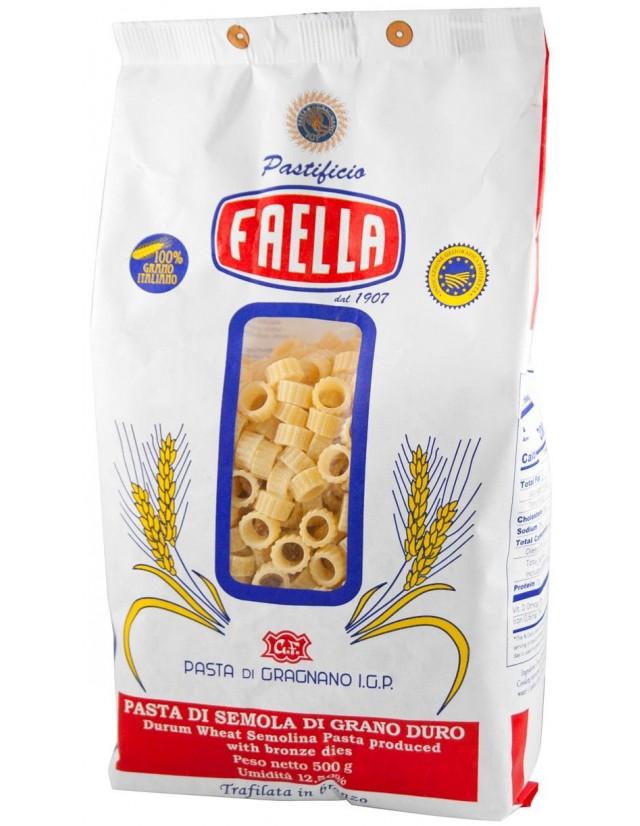 Anelli rigati di Gragnano - pastificio Faella