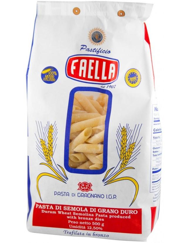 Penne Medie Lisce - pastificio Faella