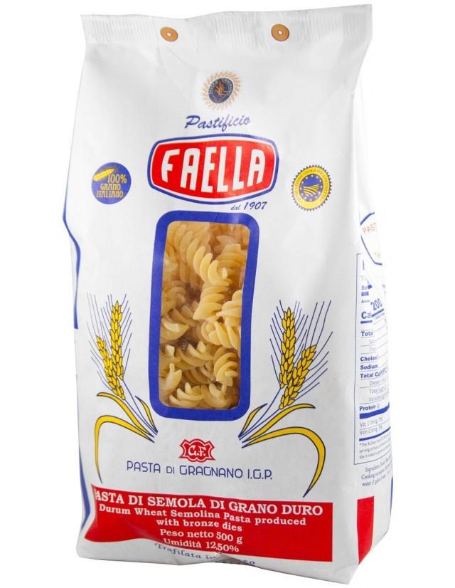 Tortiglioni di Gragnano - pastificio Faella