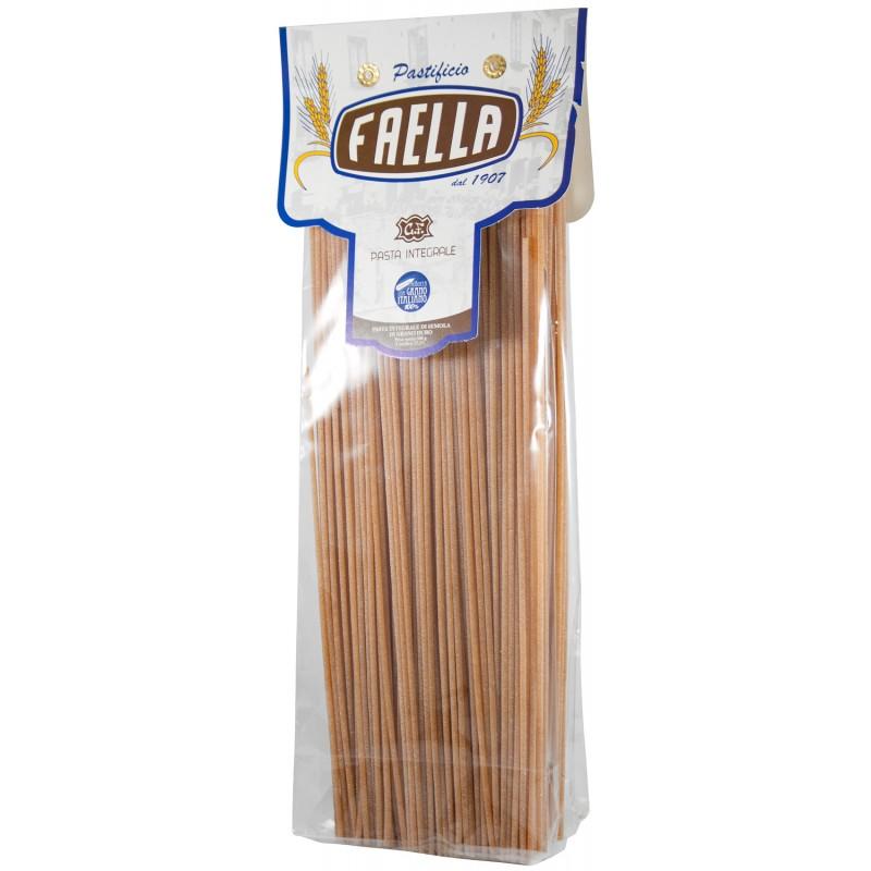Spaghetti integrali - pastificio Faella
