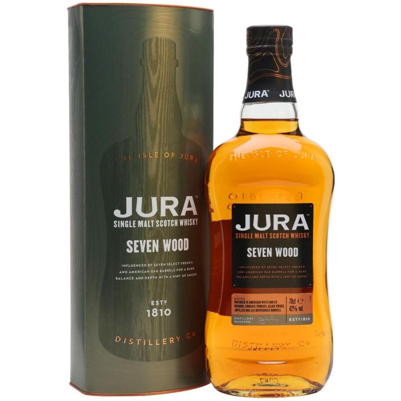 jura seven woods whisky