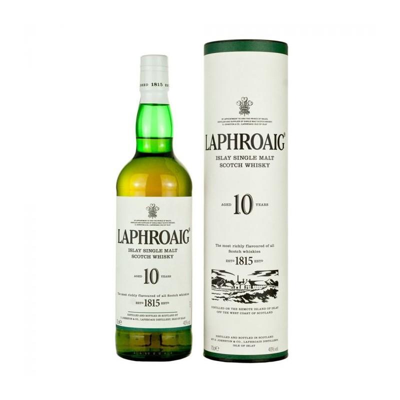 laphroaig 10 anni whisky