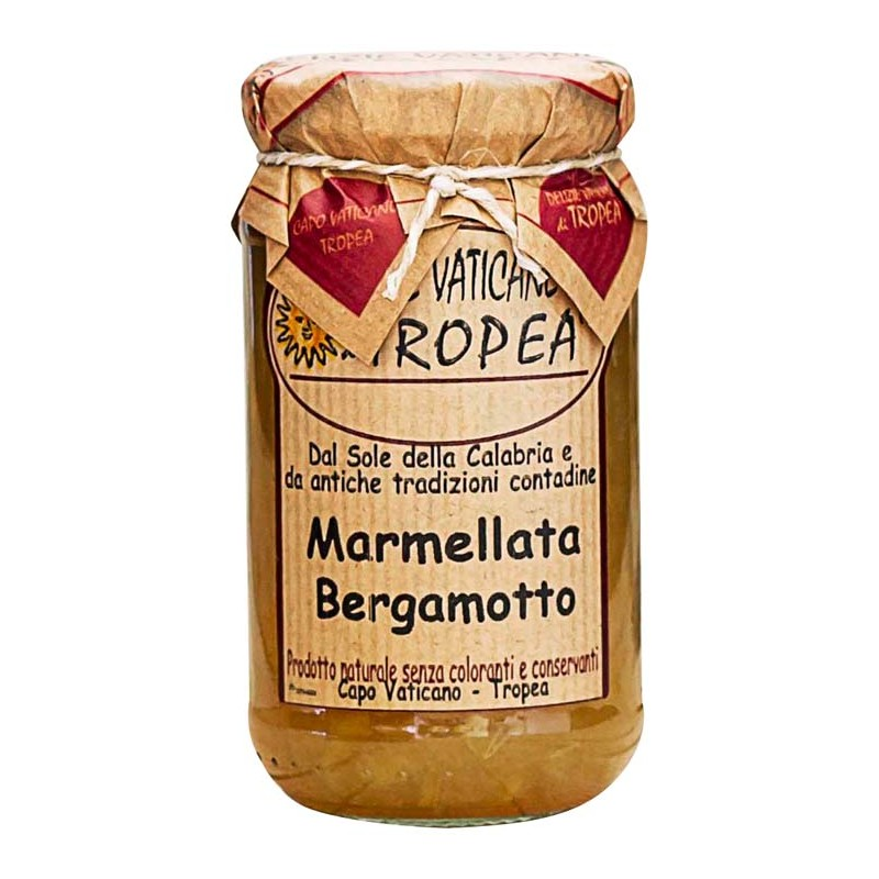 marmellata di Bergamotto Delizie Vaticane