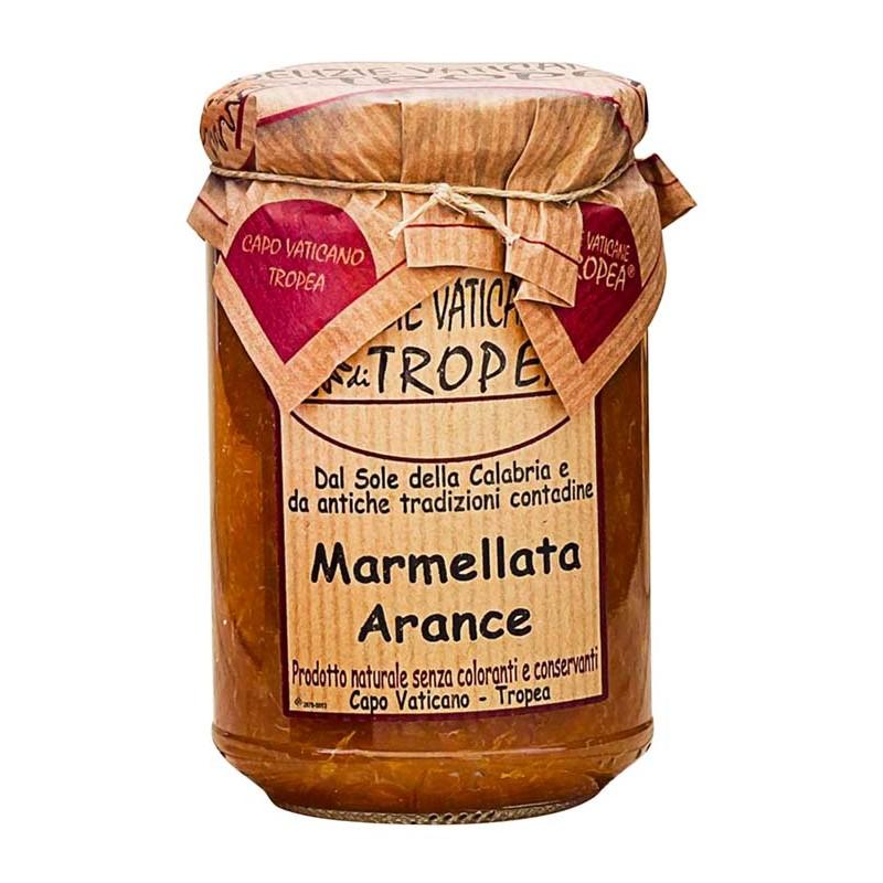 marmellata di arance calabresi delizie vaticane