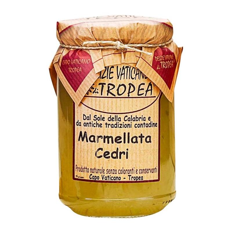 marmellata di cedro delizie vaticane