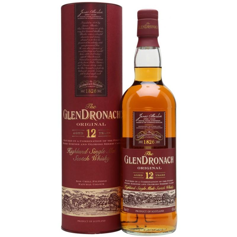 Glendronach 12 years old Original
