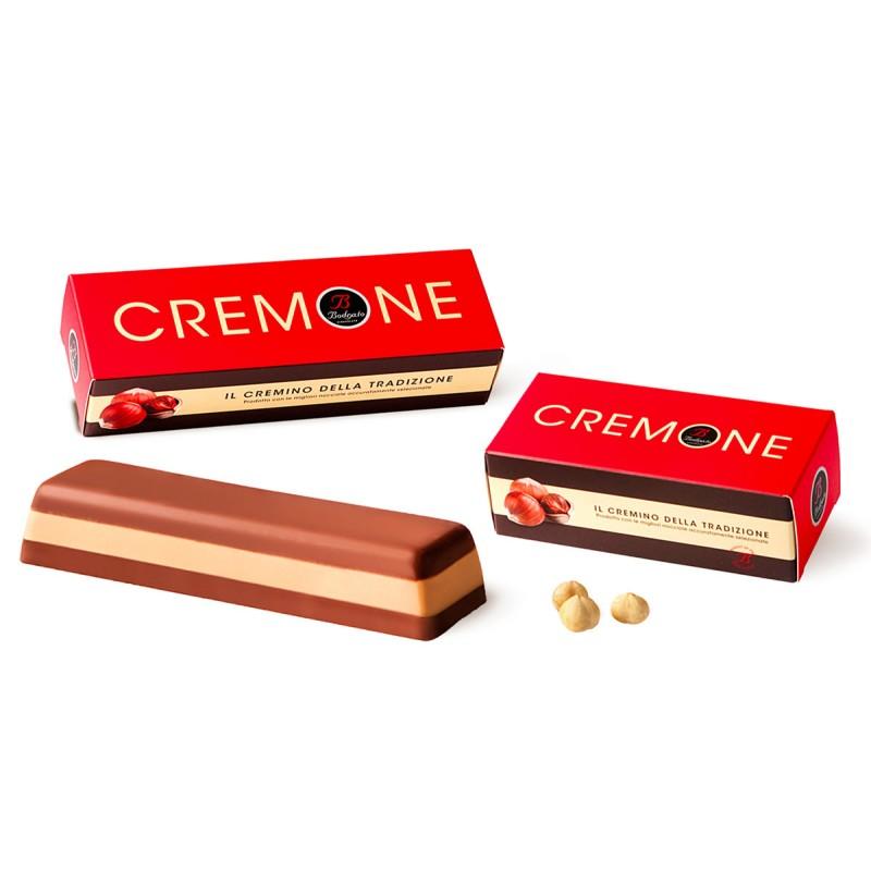 Cremone 3 strati ciocolateria Bodrato