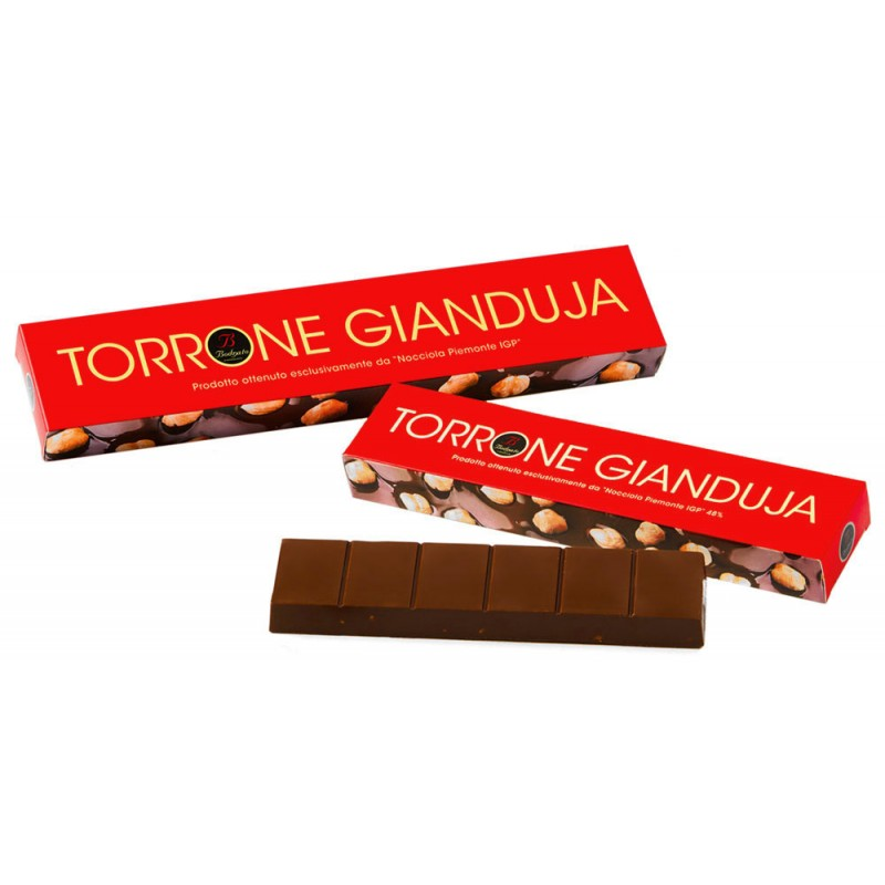 Torrone Gianduja Bodrato