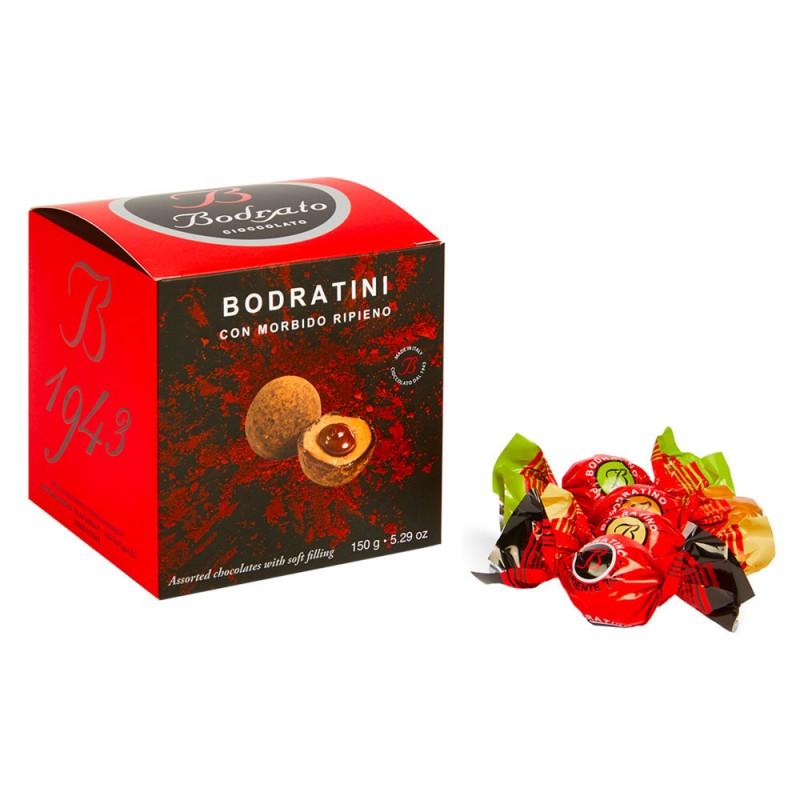 cioccolatini artigianali Bodratini