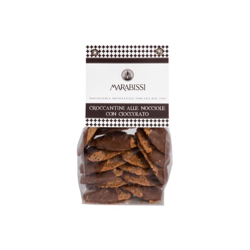 Croccantini al cioccolato Marabissi