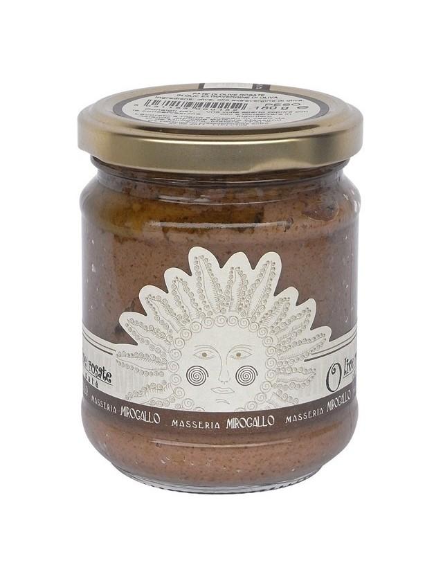 Paté di olive rosate gr.180
