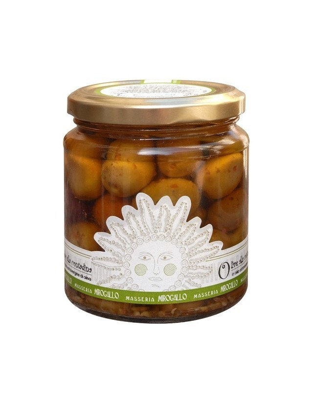 Olive alla contadina gr.270