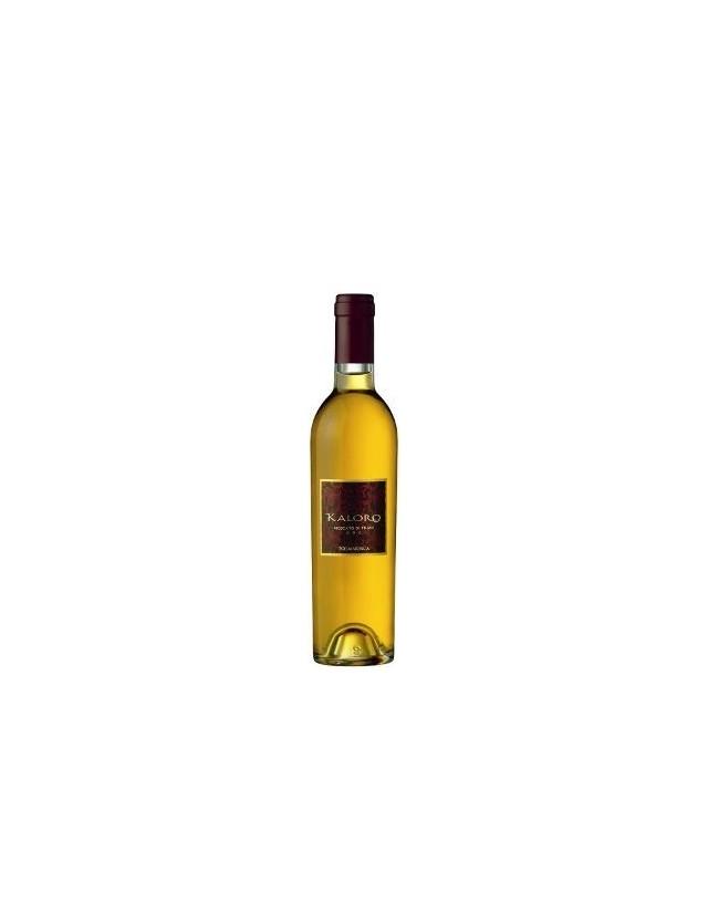 Vino bianco passito da uve moscato di Trani