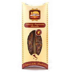 Packaging Salsiccia Lucanica piccante