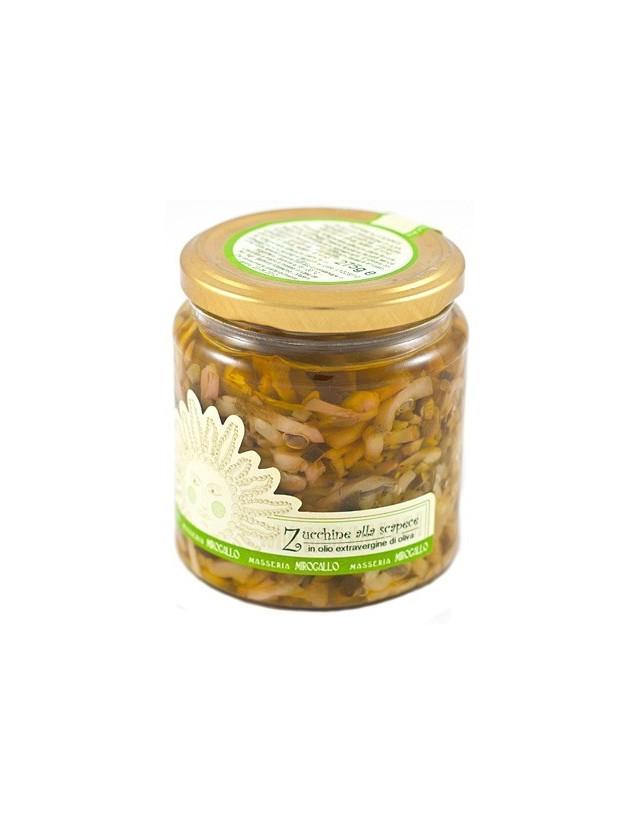 Image of Zucchine Alla Scapece Gr.275