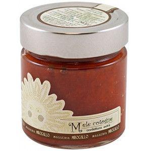 Confettura extra di mele cotogne gr. 240
