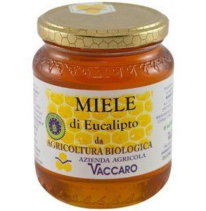 Miele biologico di eucalipto