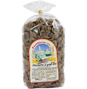 Orecchiette pugliesi di grano arso