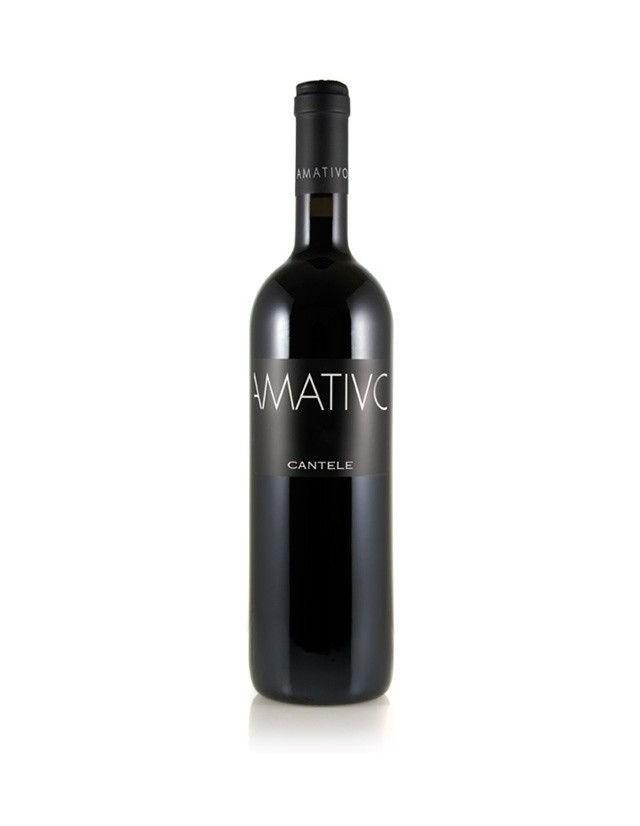 Vino rosso prodotto da uve primitivo e negroamaro del Salento