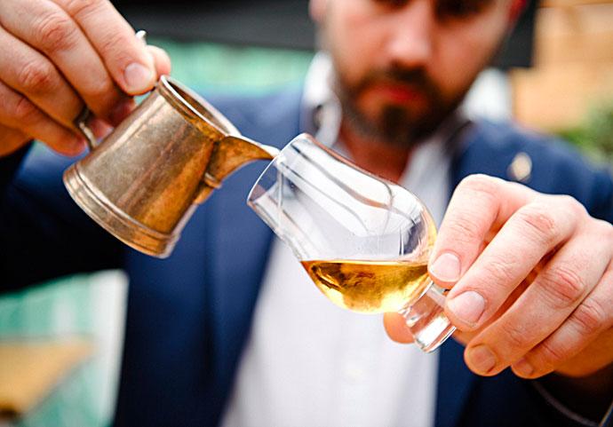 Whisky con acqua