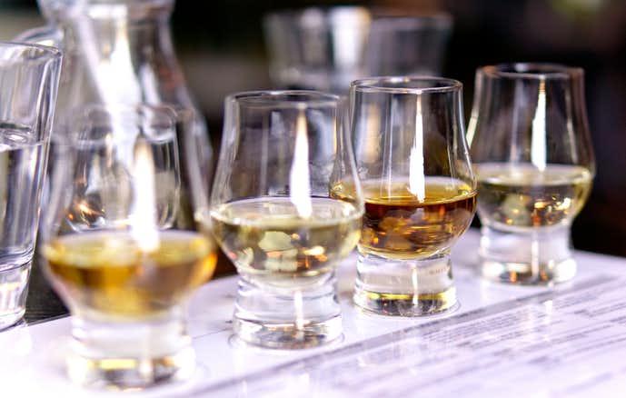 whisky aromatici