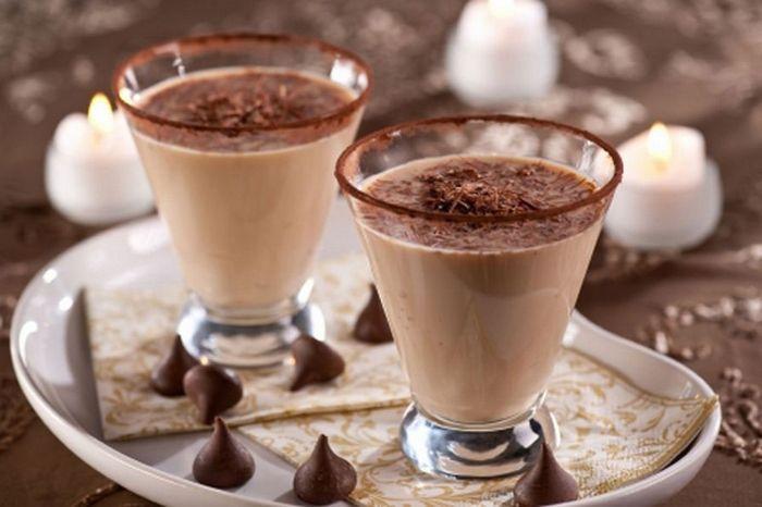 Crema di whisky al cioccolato