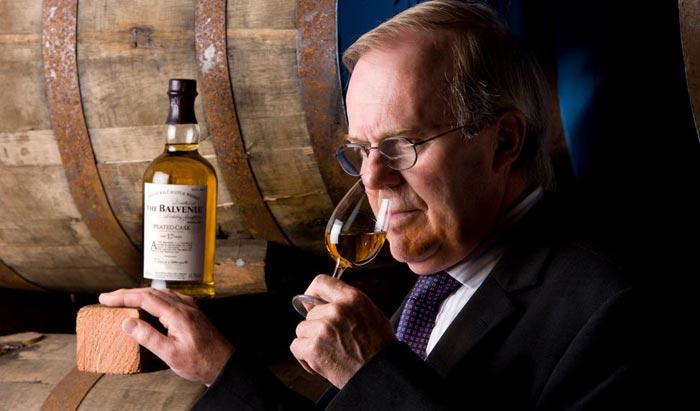 annusare il whisky
