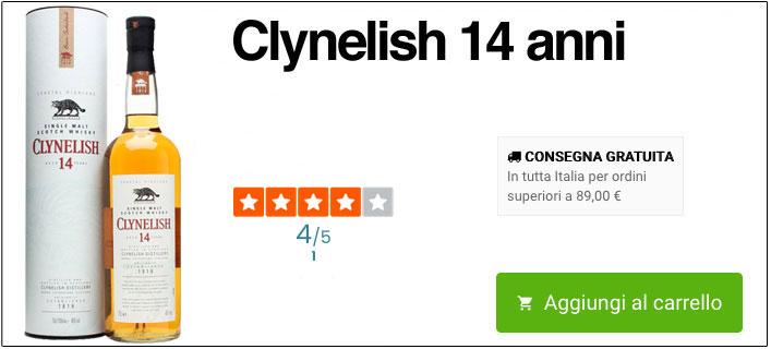 Clynelish 14 in vendita online