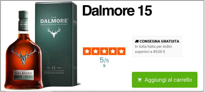 Dalmore 15 online