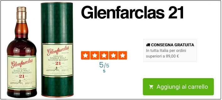 Glenfarclas 21 online