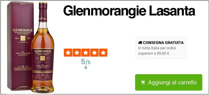 Glenmorangie lasanta online