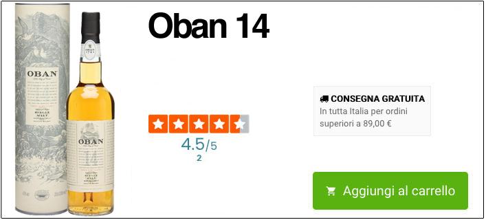 Oban 14 online