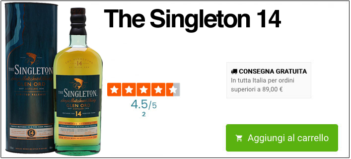 The Singleton 14 in vendita online