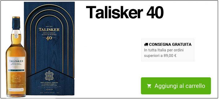 Talisker 40 online