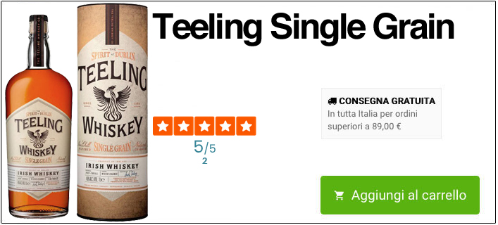 Teeling Single Grain online
