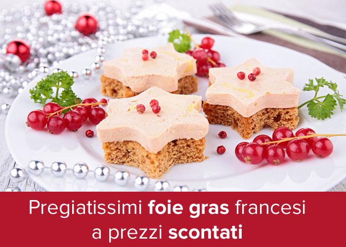 Comprare foie gras online