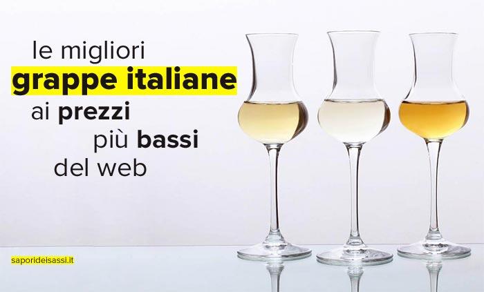 Comprare grappe