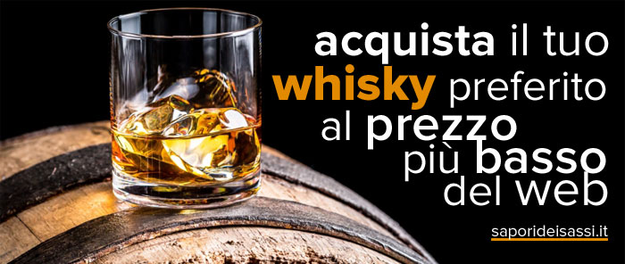 Acquistare whisky online