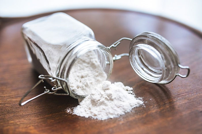 Contenitore ermetico per conservazione farine
