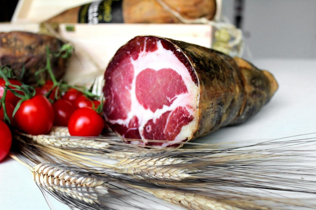 Capocollo di Martina Franca Presidio Slow Food