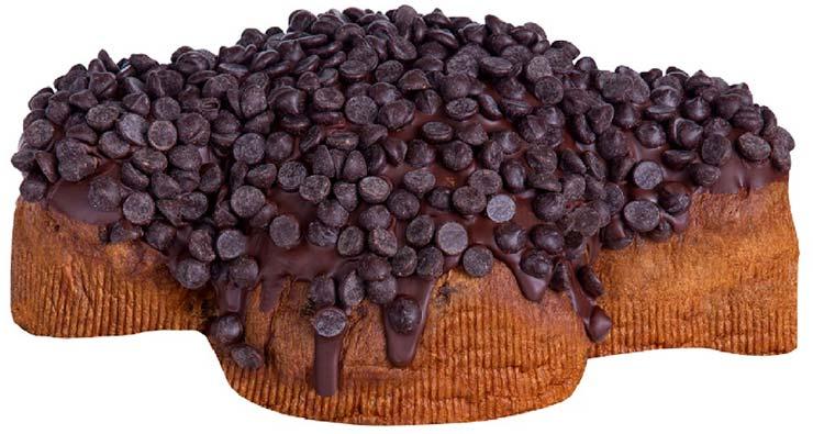 colomba cioccolato al rum De Vivo