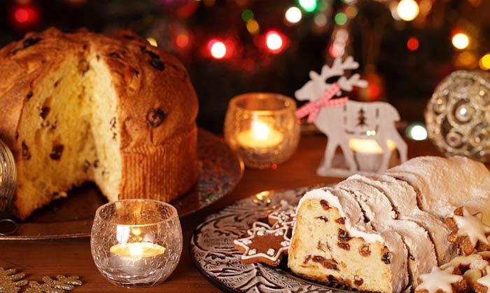 Dolci natalizi milanesi