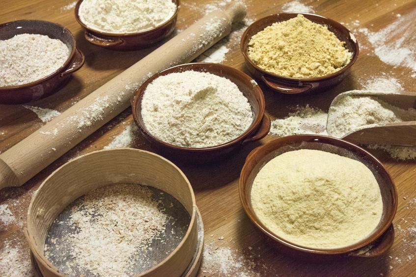 Tipologie di farine
